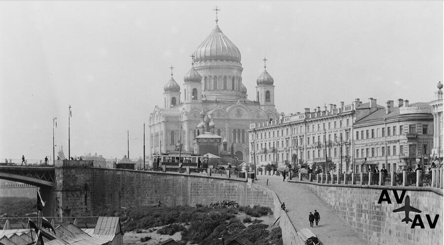 Какой увидел старую Москву Иван Белоусов?